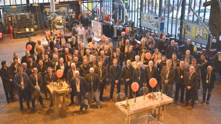 Power House joined the MTEE Dealer Meeting 2017 in Almere, Netherlands