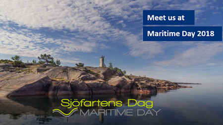 Power House is participating in the Åland Maritime Day on May 24.