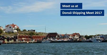 Let's meet at Sweden's biggest shipping event!