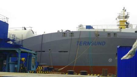 Power House recently completed the commissioning of MV Ternsund by Terntank!