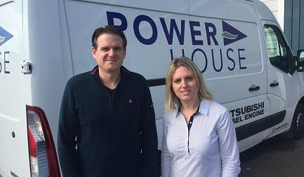 Two new members joined the Power House team!