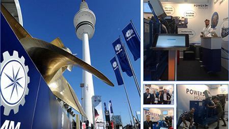 Power House joined SMM 2018 in Hamburg, Germany.